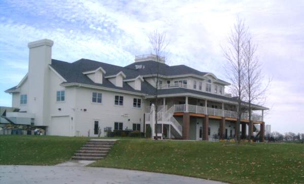 Harvester Clubhouse